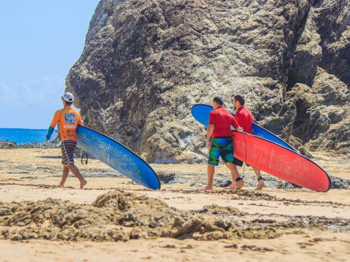 Group Surfing Lessons – Adults