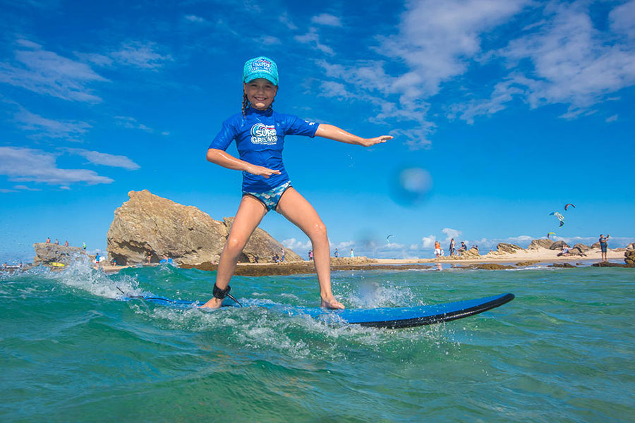 Weet-Bix SurfGroms Currumbin