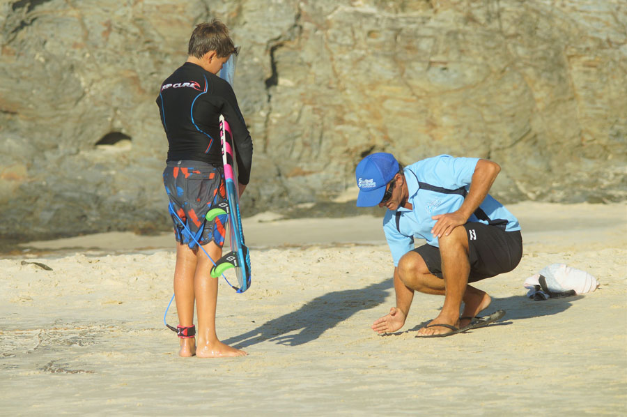 High Performance Surf Coaching Currumbin