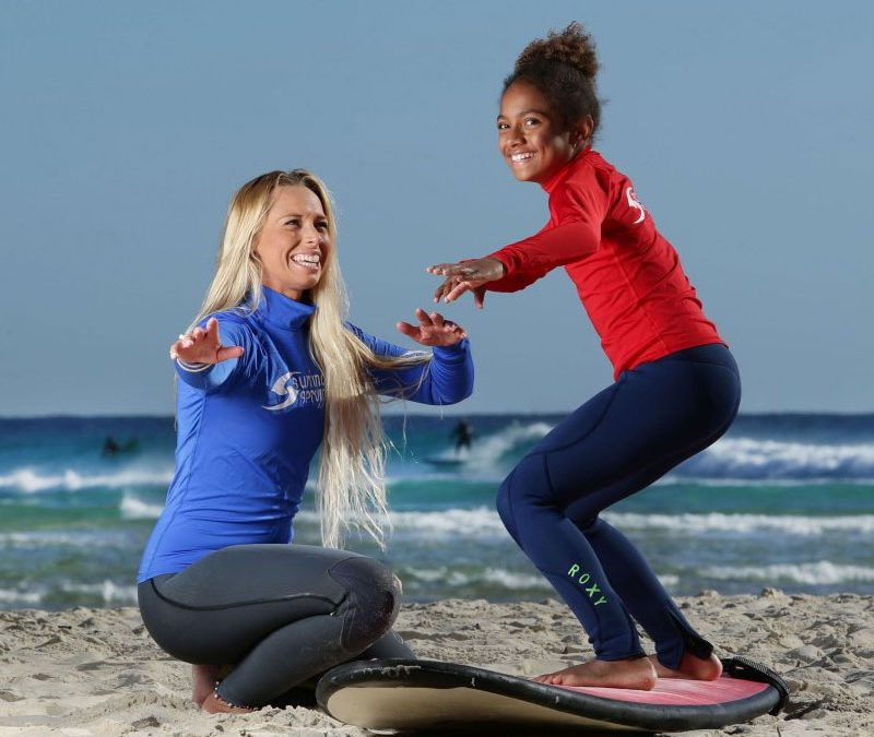 Beginners Private Surf Lessons