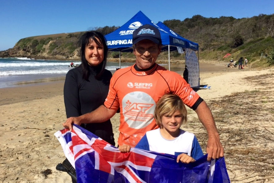 High Performance Surf Coaching