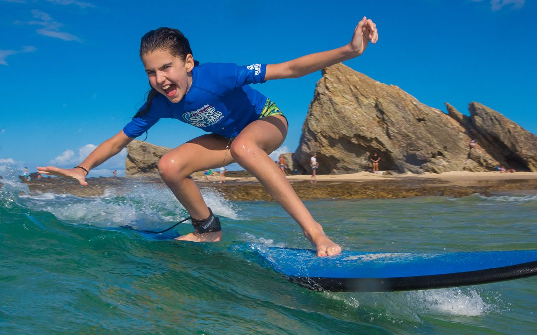 Weet-Bix SurfGroms, what skill level are you?