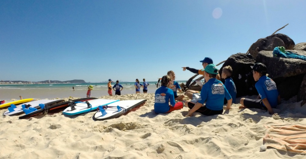 June/July School Holiday Surfing Programs…keep the kids active this winter!