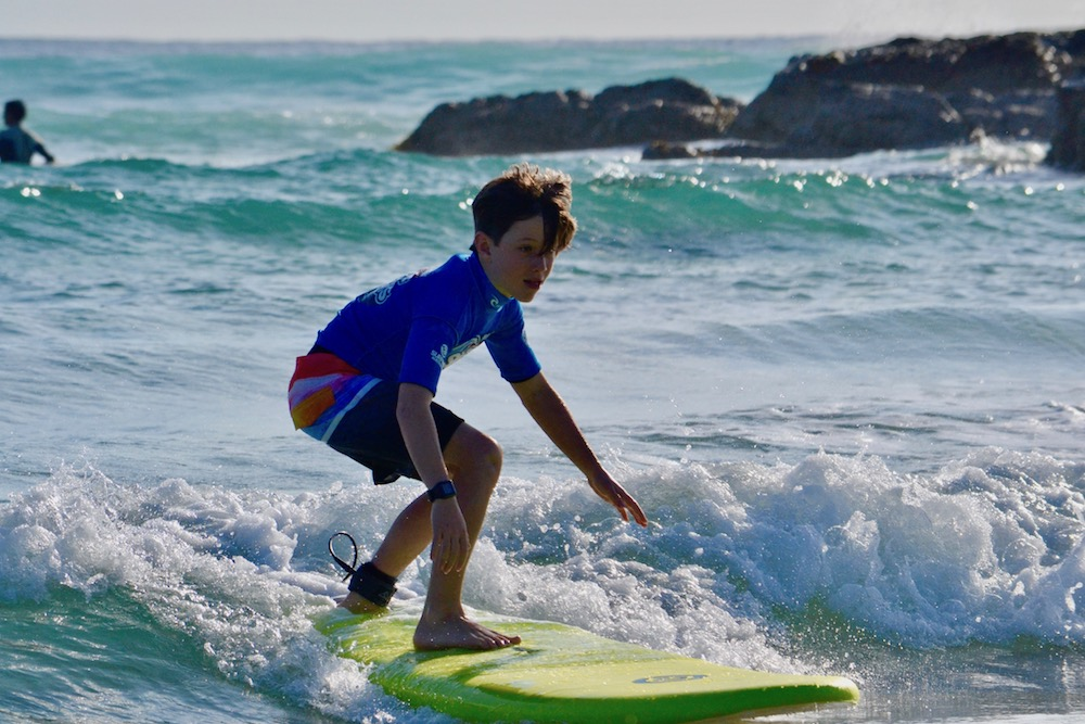 Surf Coaching – Beginner, Intermediate & Advanced!