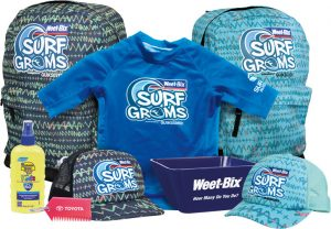 WEET-BIX SURFGROMS PACK