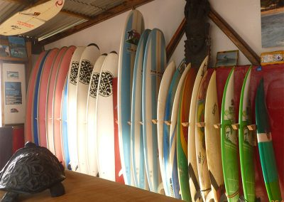 Surfboard & Equipment Hire