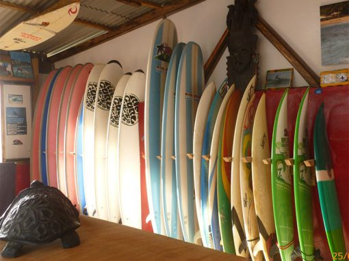 Surfboard & Equipment Hire