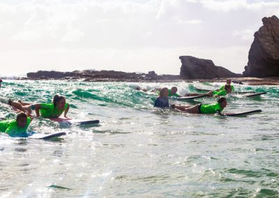 Ladies Surfing Lessons