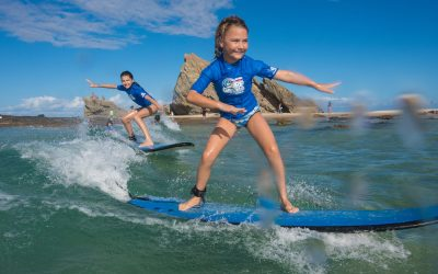 Learn to Surf…September School Holiday Surfing Programs!