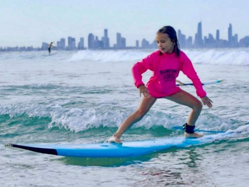 Group Surfing Lessons – Kids